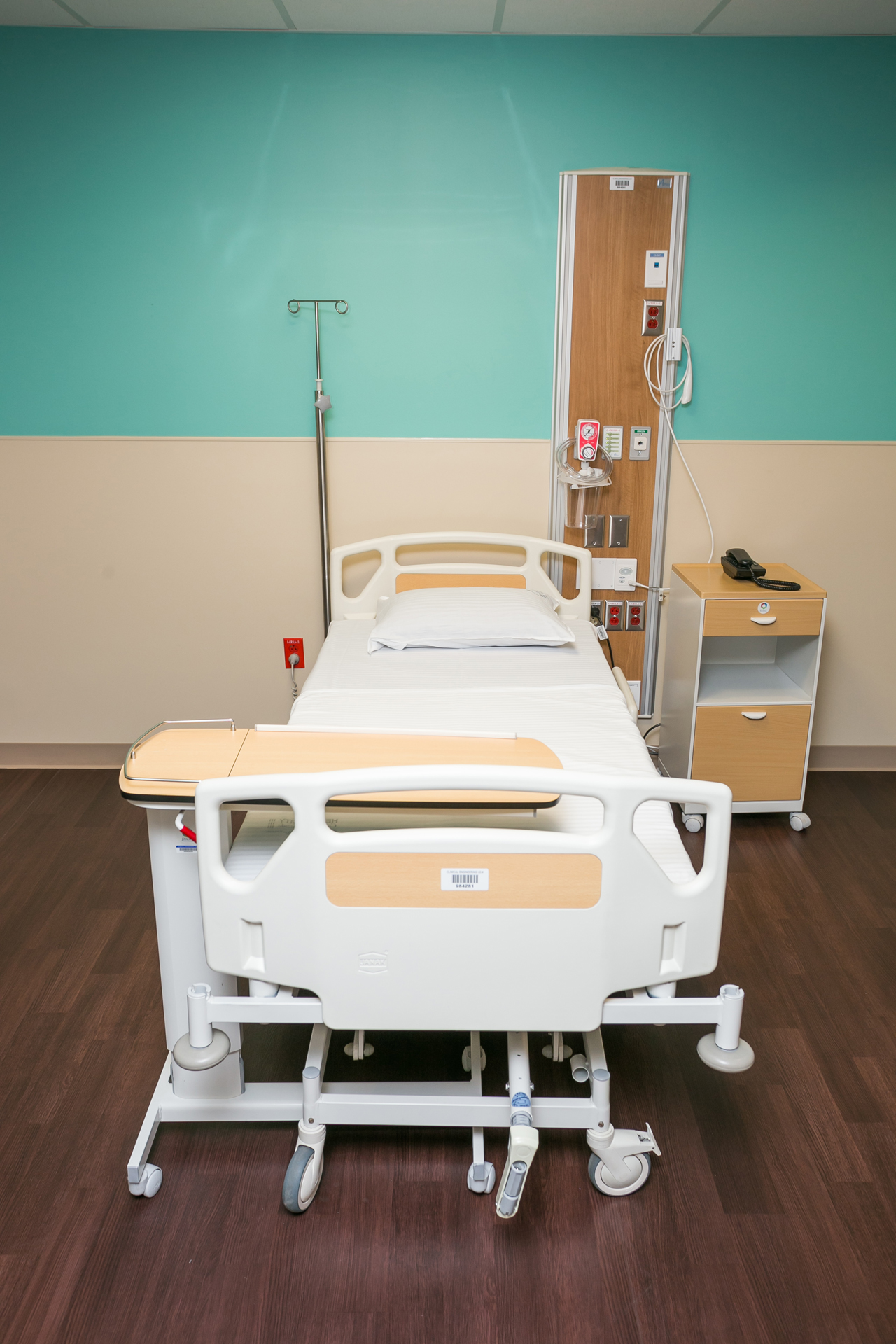 Health City single patient bed